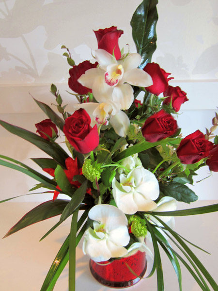 Orchids & Roses from the Heart